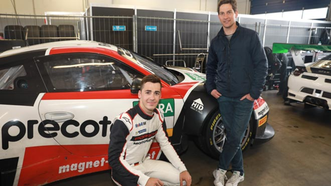 HID wird Partner von Herberth Motorsport im ADAC GT Masters