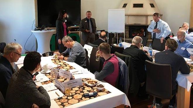VDMA Ost zu Gast bei der Holzindustrie Dresden