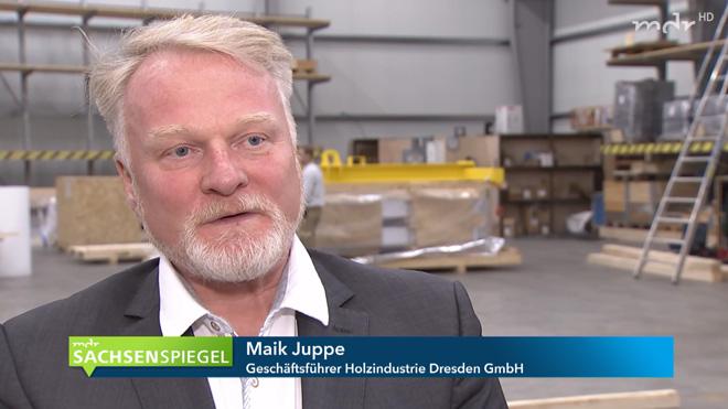 """Wird die HID """"Sachsens Unternehmer des Jahres""""?"""