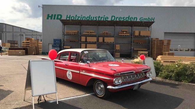 Sachsen Rallye Elbflorenz 2020